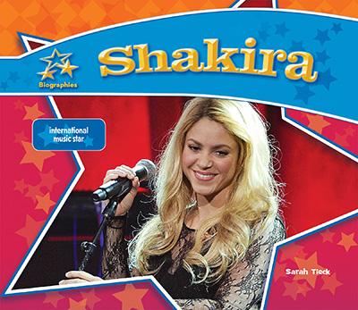 Shakira: International Music Star
