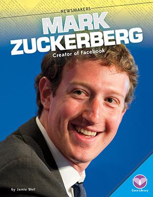 Mark Zuckerberg: Creator of Facebook