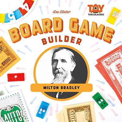 Board Game Builder: Milton Bradley