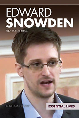 Edward Snowden: NSA Whistle-Blower