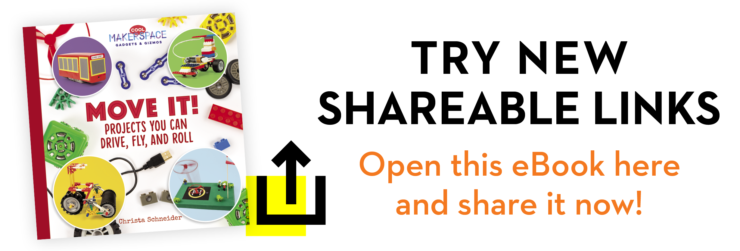 Try Shareable Links Now