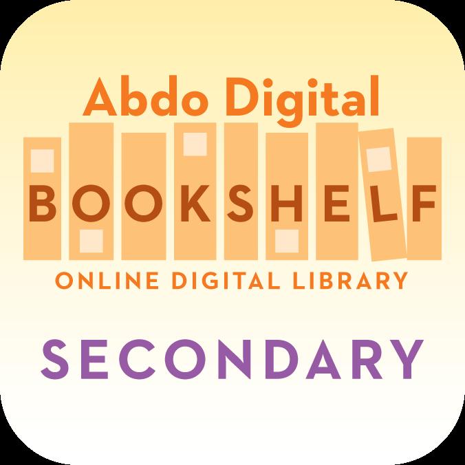 Abdo Digital Secondary Bookshelf